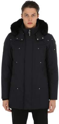 Moose Knuckles Stirling Cordura Down Parka