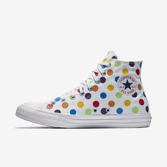 Nike Converse Pride x Miley Cyrus Chuck Taylor All Star High TopUnisex Shoe