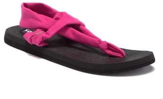 Sanuk Yoga Mat Strap Sandal (Women)