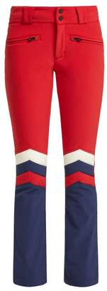 Perfect Moment - Aurora Flare Ii Ski Trousers - Womens - Red Multi