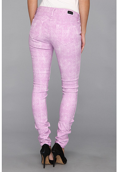 Bleu Lab Bleulab Reversible Detour Legging in Passion Sorbet