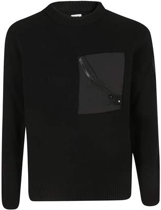 C.P. Company Chest Zip Pocket Sweater
