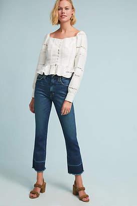 Amo Bella High-Rise Flare Jeans