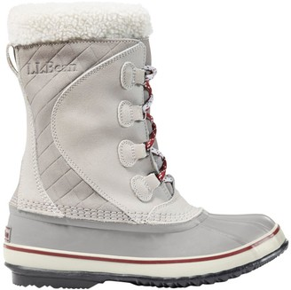 L.L. Bean Women's L.L.Bean Snow Boots, Lace-Up