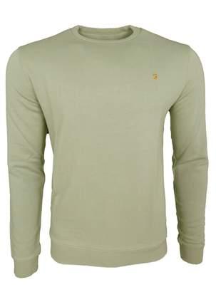 Farah Pickwell Garment Dyed Sweat XL