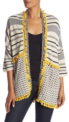 Desigual London Fringe Cardigan