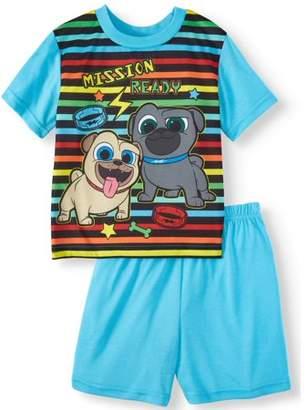 efb28f892 Puppy Dog Pals Poly t-shirt & shorts, 2pc pajama set (toddler boys