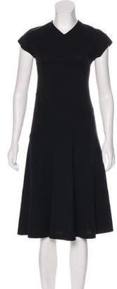 Derek Lam Stretch Midi Dress