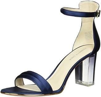 Kenneth Cole New York Women's Lex Lucite Heel Dress Heeled Sandal