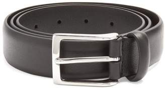 Andersons Anderson's - Leather Belt - Mens - Black