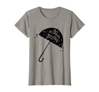 Paratus Latin Phrases Womens In Omnia Umbrella Latin Words For Success T-Shirt