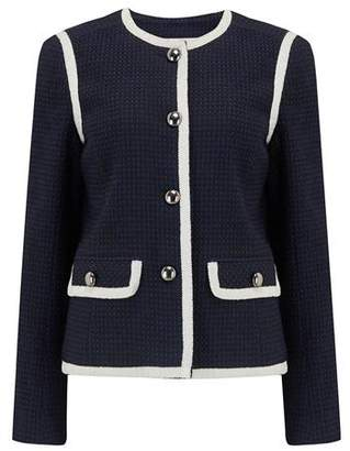 Helene Berman Coco Jacket in Navy