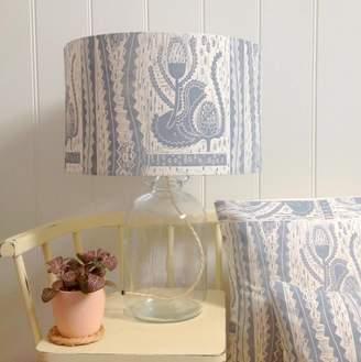 Steve Madden hannah Banksia Glass Bottle Table Lamp