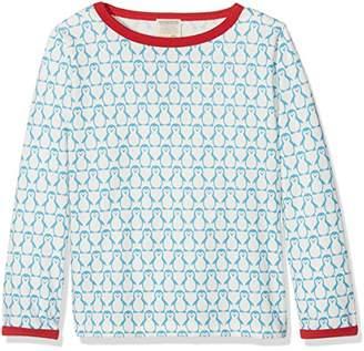 Camilla And Marc loud + proud Boy's Shirt Mit Wolle Sweatshirt,(Manufacturer Size: 122 cm/)