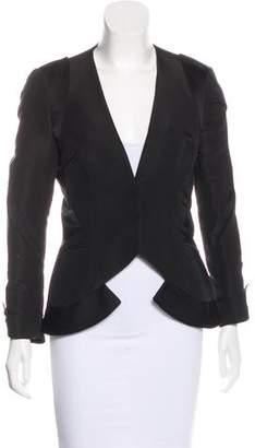 Prabal Gurung Silk Cutout Jacket w/ Tags