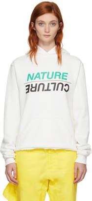 Perks And Mini Off-White Nature/Culture Hoodie