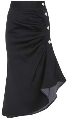 Marni Cotton-blend skirt