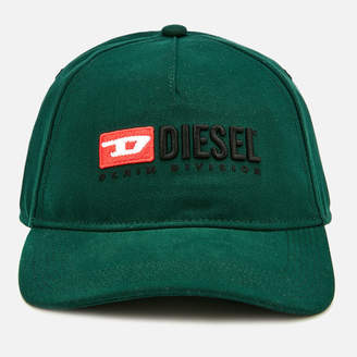 Diesel Men's Baseball Cap - Green