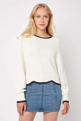 Neely Dolman Sleeves Pullover