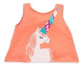 Hatley Baby's Unicorn Tank Top