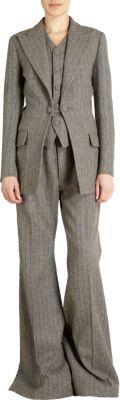 Yohji Yamamoto Tweed Jacket