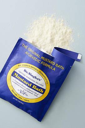 Dr. Singha's Natural Therapeutics Mustard Bath Soak