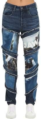 Spiraq Water 3d Slim Denim Jeans