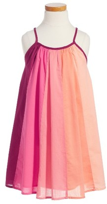 Girl's Peek Amelia Trapeze Dress $42 thestylecure.com