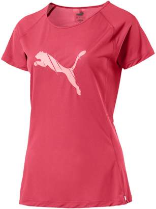 Core-Run Short Sleeve Women's T-Shirt