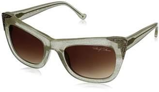 Monroe Marilyn Women's Elsie Rectangle Sunglasses
