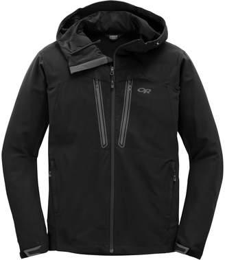 Outdoor Research Ferrosi Summit Hooded Softshell Jacket - Men's