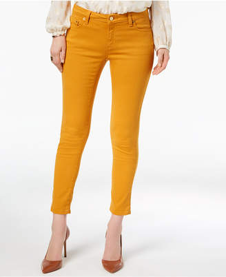 Michael Kors Izzy Skinny Ankle Jeans in Regular & Petite Sizes, Created for Macy's