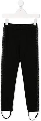 Pinko elasticated trousers