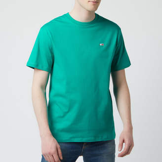 8120f0f1 Tommy Jeans Green Fashion for Men - ShopStyle UK