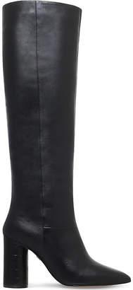Kurt Geiger Trance leather knee-high boots