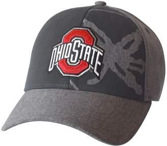 NCAA Kohl's Adult Ohio State Buckeyes Glory Structured Snapback Cap