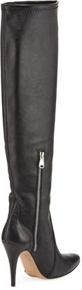 Charles David Kastell Tall Side-Laced Leather Boots