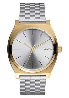 Nixon Unisex Time Teller Japanese quartz Stainless Steel watches A045
