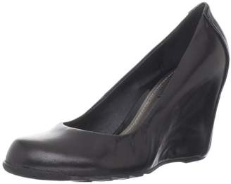Kenneth Cole REACTION Women's Did U Tell Wedge Pump $38.73 thestylecure.com