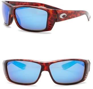 876cfd3e5497 Costa del Mar Cat Cay 61mm Wrap Sunglasses