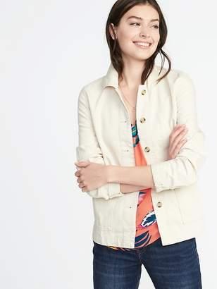 Old Navy Denim Chore Jacket for Women