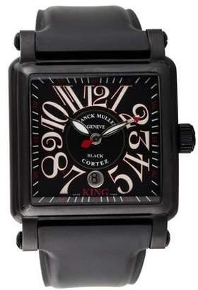 Franck Muller King Conquistador Cortez Watch