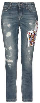 Dolce & Gabbana Denim trousers