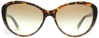 DKNY DY4084 Sunglasses Tortoise 301613 57mm