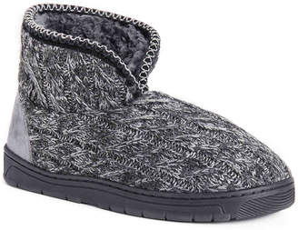 Muk Luks Mark Slipper Boot - Men's