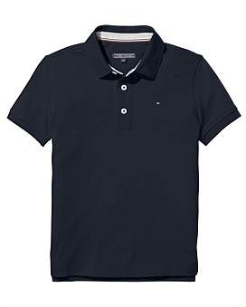 Tommy Hilfiger Boys Tommy S/S Polo (Boys 3-7 Years)