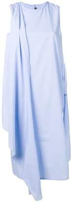 Joseph draped front dress