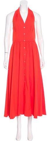 MICHAEL Michael KorsMichael Kors Collection Halter Maxi Dress w/ Tags