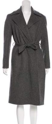 Ralph Lauren Black Label Wool Long Coat