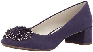 Anne Klein AK Sport Women's Happy Suede Pump